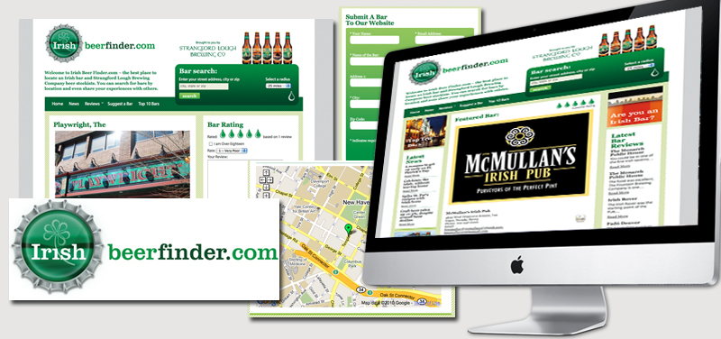 Irish Beer Finder