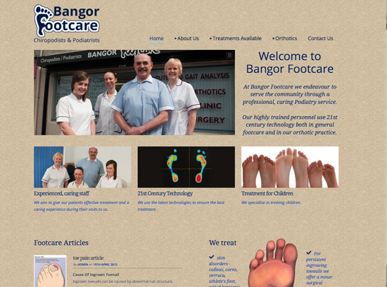 Bangor Footcare more sample images