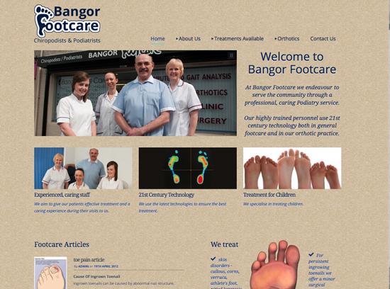 Bangor Footcare more sample images