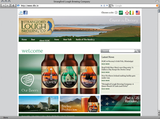Strangford Lough Brewing Company more sample images